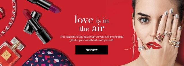 Avon Valentines Day Collection