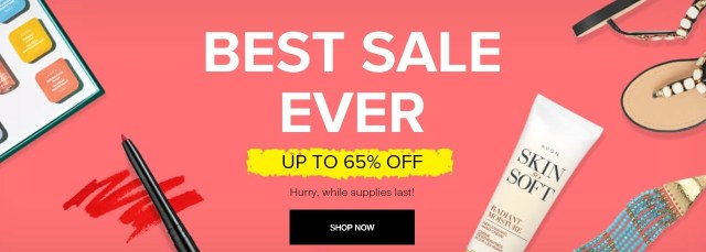 Avon Best Sale Ever
