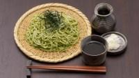 日本の伝統!日本そばと茶そばの違いって何?