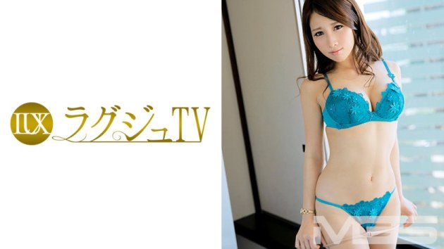 【動画あり】山本めい 26歳 元受付嬢 ラグジュTV 184 259LUXU-188シロウトTV (1)