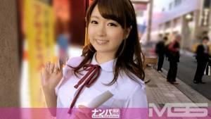 【動画あり】リオン 21歳 ニート&たまに派遣 ナンパ連れ込み、隠し撮り 179 200GANA-946シロウトTV (1)