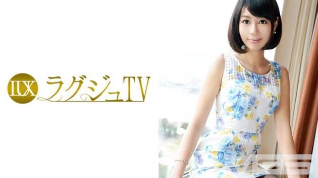 【動画あり】神木朱里 30歳 元受付嬢 ラグジュTV 308 259LUXU-283シロウトTV (16)