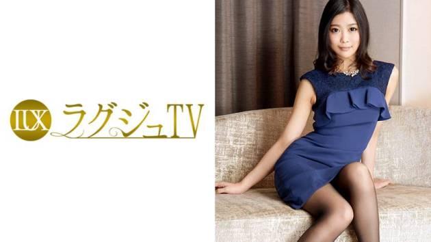 【動画あり】松岡京香 27歳 翻訳家 ラグジュTV 533 259LUXU-537 シロウトTV (15)