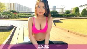 【動画あり】りさ 22歳 カフェ店員 ヨガナンパ 03 in 恵比寿 ナンパTV 200GANA-1237 シロウトTV (7)