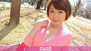 【動画あり】ツバサ 20歳 美容外科の受付 マジ軟派、初撮。 795 ナンパTV 200GANA-1309 シロウトTV (9)