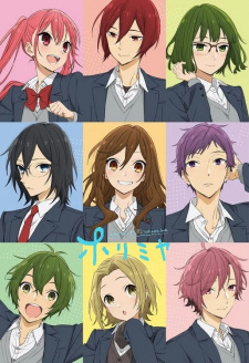 Horimiya Sub Indo Eps 01 – 12 (On – Going)