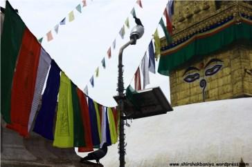 Prayer Flag, Swoyambhunath