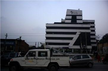Krishna Tower, Baneshowr