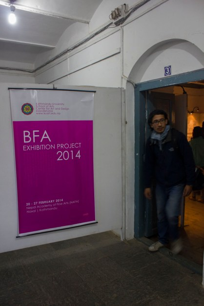 BFA Exhibition Project 2014