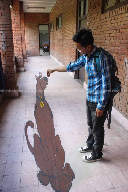 ILusion art : Perspective