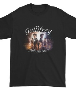 Dr Who – Gallifrey Falls No More TShirt