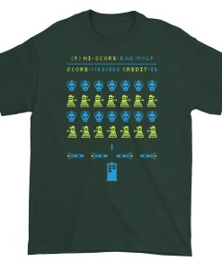 Dr Who Video Game TShirt