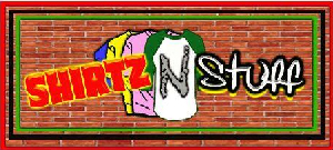 Shirtz -N- Stuff Logo