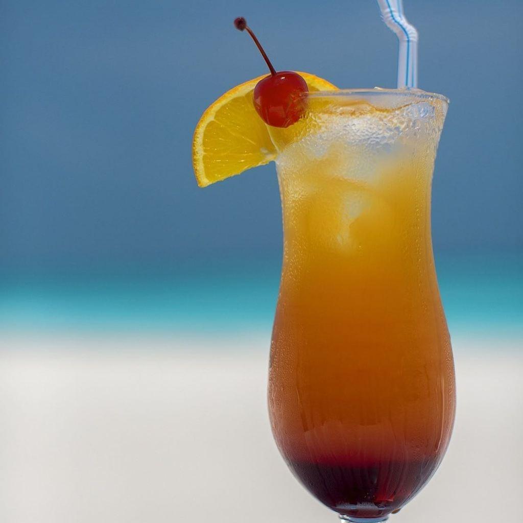 紐奧良颶風調酒 (hurricane)