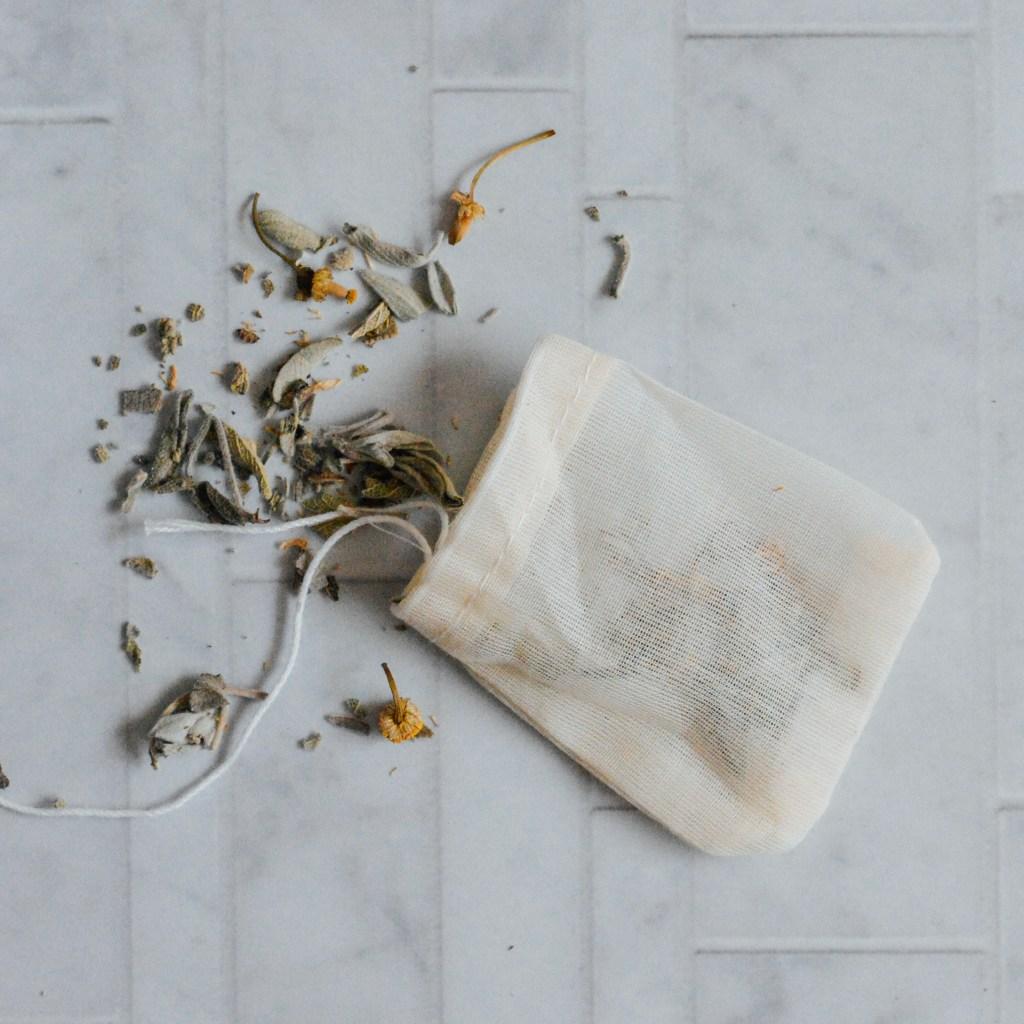 純棉茶包袋