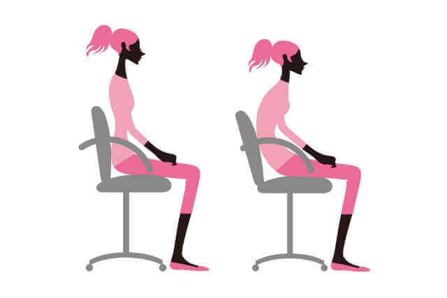 口コミで評判の良い姿勢矯正椅子