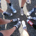 バスケットボールとシンスプリントと靴