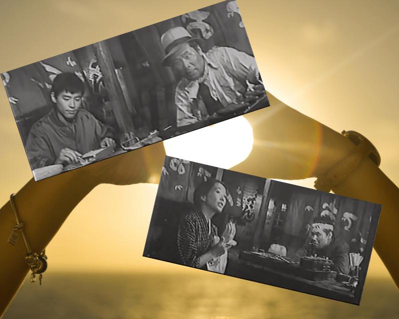 『父子草』(1967年、東京映画/東宝)は労働者(渥美清)と苦学青年(石立鉄男)の出会いと「生きた英霊」としての苦悩を描く
