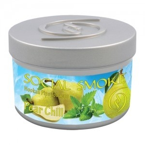 Social Smoke Pear Chill 250 gr.