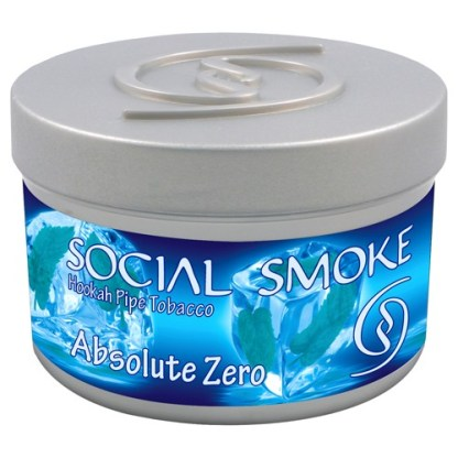Social Smoke Absolute Zero 100 gr.
