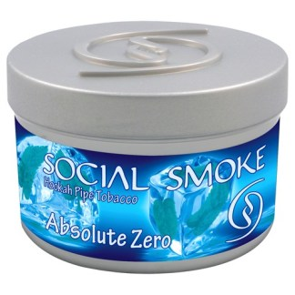Social Smoke Absolute Zero 100 gr.