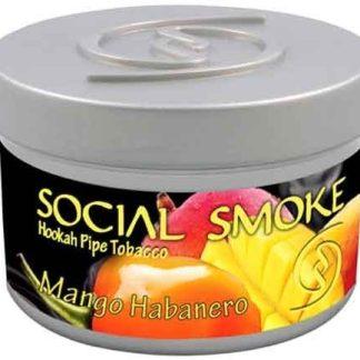 Social Smoke Mango Habanero 100 gr.