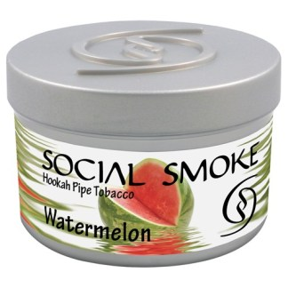 Social Smoke Watermelon 100 gr.