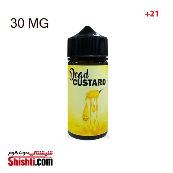 custard vape liquid