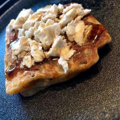 Glutenvrije fluffy pancakes