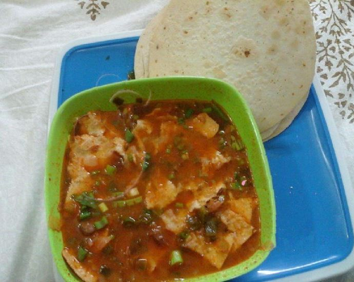 TEX MEX OATS AND TORTILLA SOUP