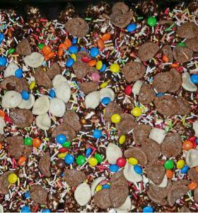 Goody Choco Popcorn Cake