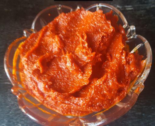 GUJARATI LASAN NI CHUTNEY!! The Fiery & Spicy one…