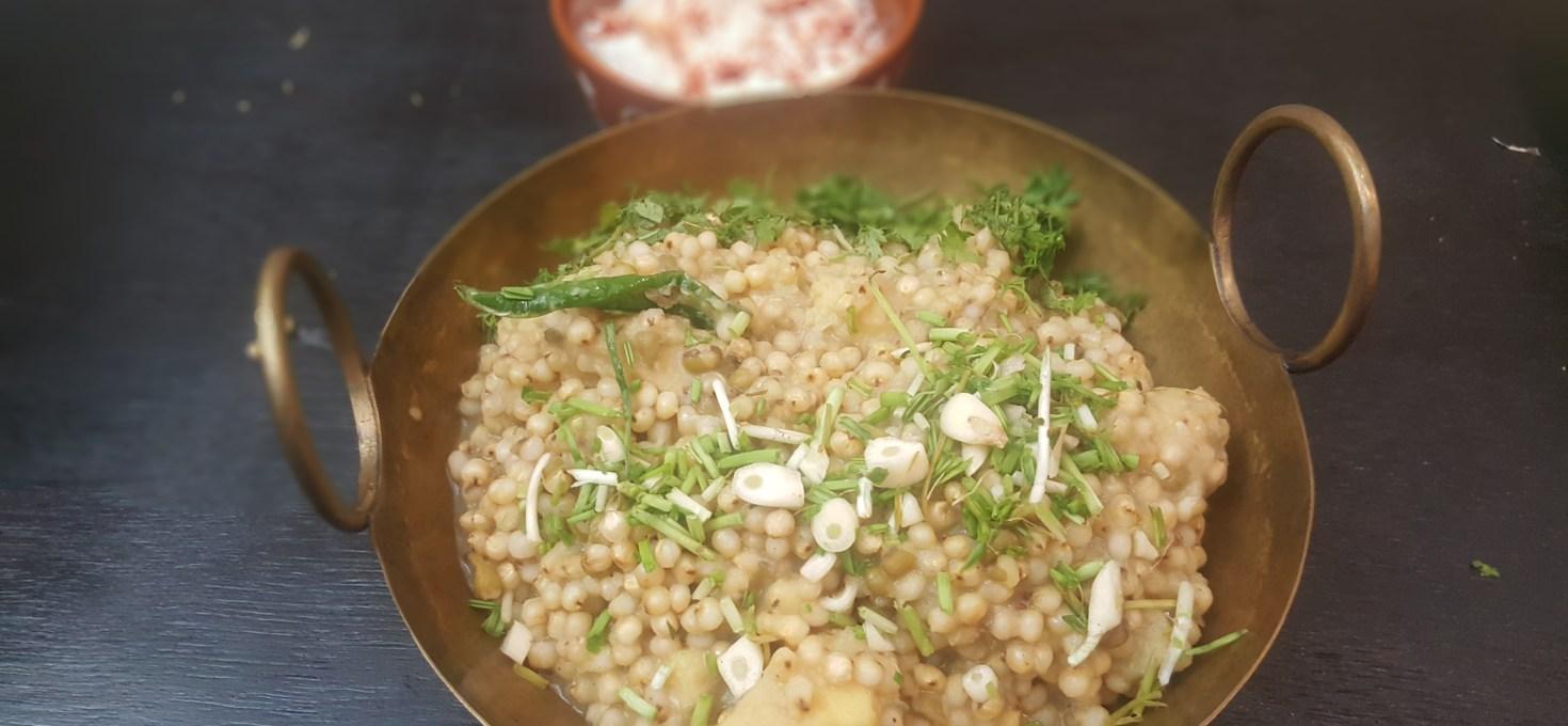 Jowar Suran Ni Khichdi !! A Millet Delight