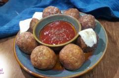 Potato Cheese Balls