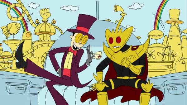 Superjail! – Season 2…………………………. | vaguely-offensive