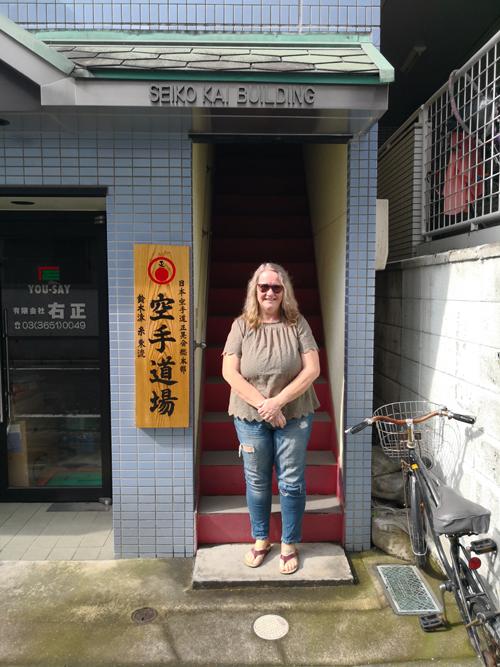 Japan Karatedo Seikokai, Suzukiha Shitoryu