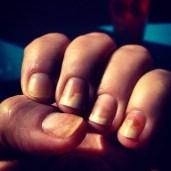 bye bye nails