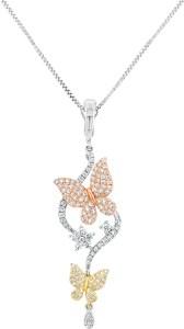 Shiv Jewels Jewellery - Butterfly pendant