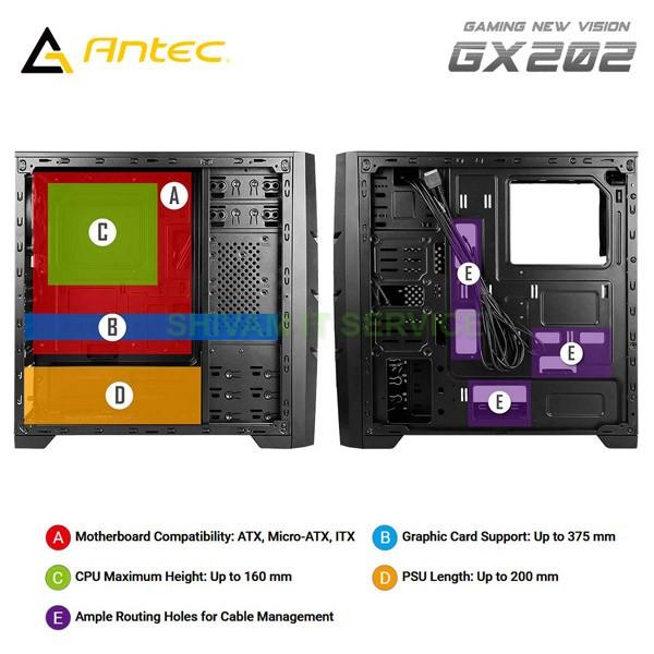 antec gx202 4