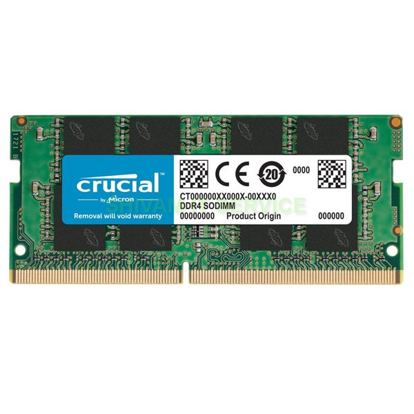 crucial ddr4 4gb 2400 laptop ram 1