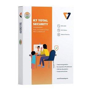 K7 Total Security Antiviruss