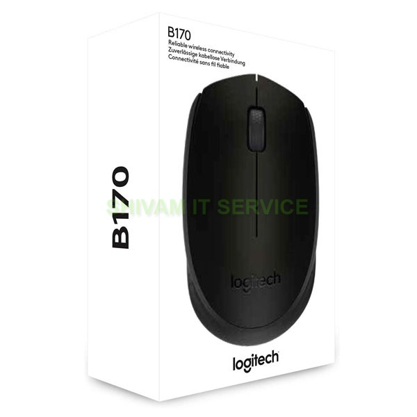 logitech b170 wireless mouse 4