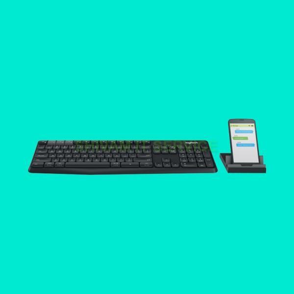 logitech k375s wireless keyboard 2