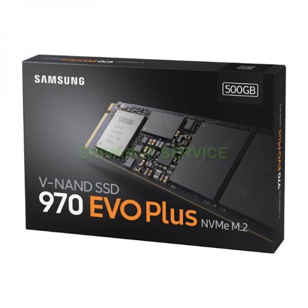 samsung 970 evo plus 500gb m2 3