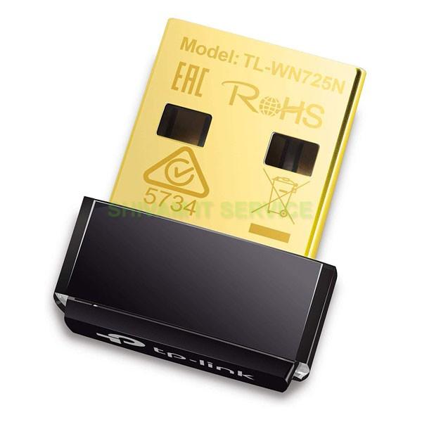 TPlink TL-WN725N 150Mbps Wireless N Nano USB Adapter