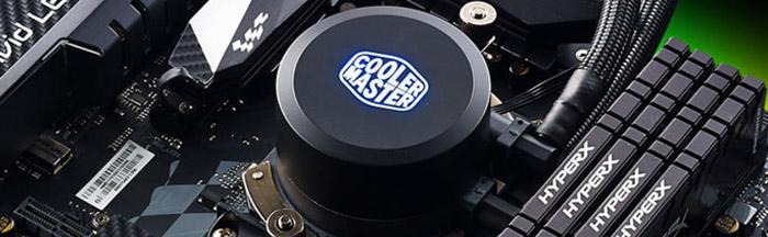 Cooler master master liquid ml240l 6