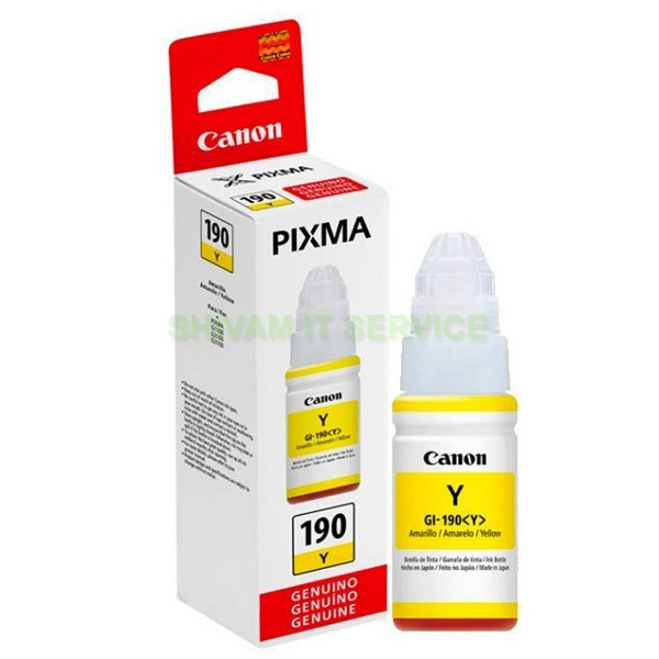 canon 790 yellow ink