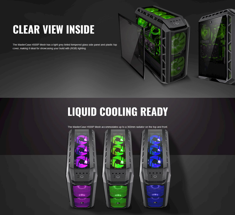 cooler master mastercase h500p 11