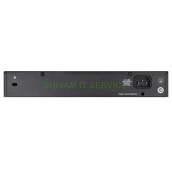 Dlink DES‑1024D 24-Port Unmanaged Desktop Switch