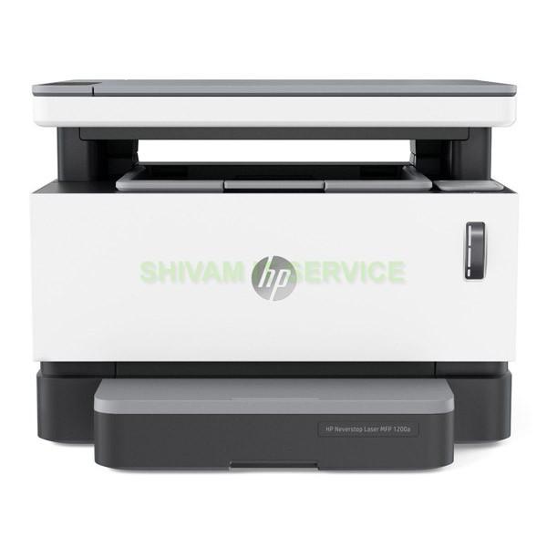 HP Neverstop Laser MFP 1200w Wifi Printer